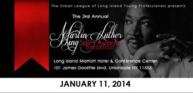 2014 Urban League of Long Island YP Martin Luther King...