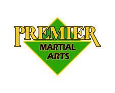 Premier Martial Arts Elk Grove Ca. logo