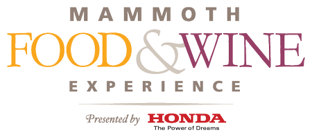 Mammoth Food and Wine Experience 2014