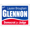 COMMITTEE TO ELECT LAUREN BROUGHAM GLENNON FOR JUDGE