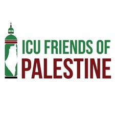 ICU Friends of Palestine logo