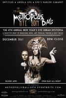 Metropolis Ball 2014 - NYE at Untitled!