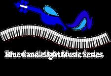Blue Candlelight Music Series logo
