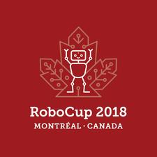 RoboCup International 2018 Montréal Canada Delegation logo