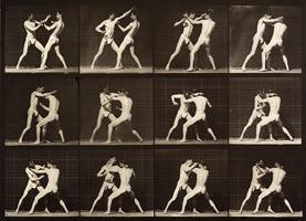 MUYBRIDGE AND THE ART OF MOVEMENT: Drink and Draw...