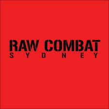 Raw Combat Sydney logo