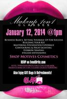 The Glam Mob Presents Make Up 1 On 1 Classes!