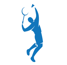 Michael's Badminton Academy logo