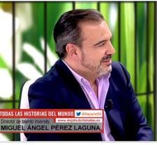 Humanos en la Oficina - RR.HH, Talento y Comunicación - Miguel Angel Perez Laguna logo