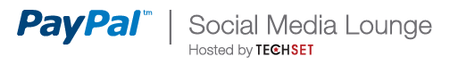 PayPal Social Media Lounge, hosted by TechSet