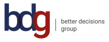 Jedox Training Center | bdg - better decisions group logo