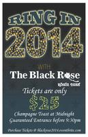 New Years Eve at The Black Rose