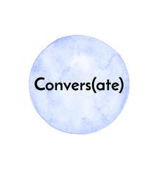 Convers(ate) logo