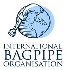 International Bagpipe Organisation logo