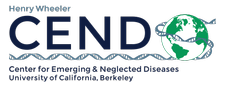 Henry Wheeler Center for Emerging and Neglected Diseases (CEND) logo