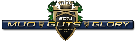 Mud Guts and Glory - August 16, 2014