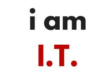 I am IT Training logo