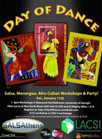 DAY of DANCE: Salsa, Merengue, Bachata, and Afro-Cuban...