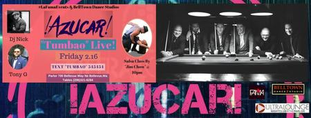 "Grand Opening! ""Azucar Fridays"" Tumbao Live @ Parlor"