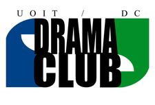 UOIT/DC Drama Club logo