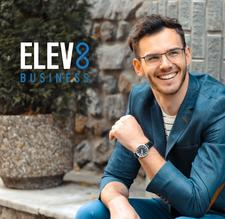 ELEV8 Business - Where Education and Success Meet logo
