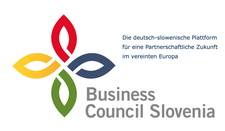 Business Council Slovenia e.V.  logo