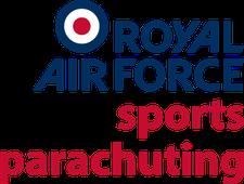 RAF Sports Parachute Association logo