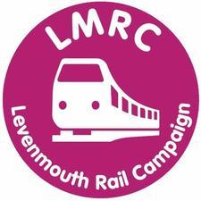 Levenmouth Rail Campaign logo