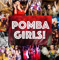 POMBA GIRLS  logo
