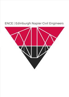 Edinburgh Napier Civil Engineering Society (ENCE) logo