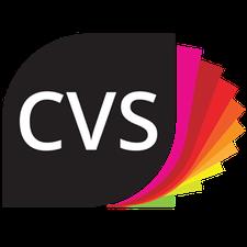 Community Voluntary Service (CVS) logo