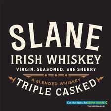 Slane Whiskey logo