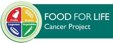 Food for Life : The Power of Food for Cancer...