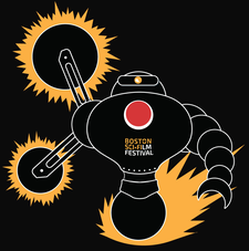 44th Boston SciFi Film Festival & Marathon logo