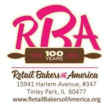 RBA - Retail Bakers of America logo