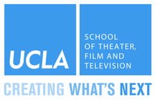 UCLA Department of Theater logo