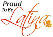 Proud To Be Latina logo