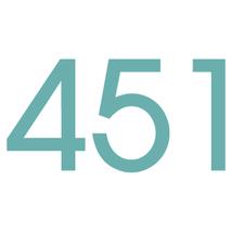 Proyecto451 logo