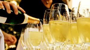 Wine Tasting // Sparkling Wines of the World with food...