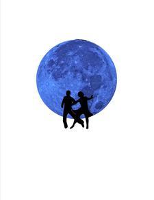 Blue Moon Ballroom logo