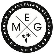 Martin Entertainment Group  logo