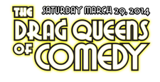 The Drag Queens of Comedy logo