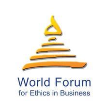 World Forum for Ethics in Business logo