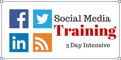 3 Day INTENSIVE Social Media Course Sydney - MAY 2018