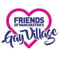 Friends of Manchester's Gay Village logo
