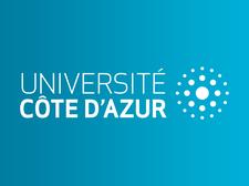 Université Côte d'Azur (CNRS - UNS - INRIA - CHU - CIRM - Villa Arson - OCA - SKEMA - EDHEC...) logo