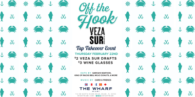 Veza Sur Tap Takeover - Thursday February 22, 2018