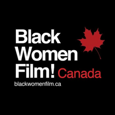 Black Women Film! Canada logo