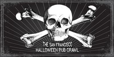 San Francisco Halloween: Adult Trick 'R Treating Pub...