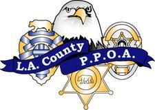 L.A. County PPOA / Star & Shield Foundation logo
